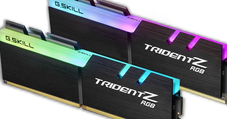 G.SKILL 完成穩定性驗證,今年第二季將推出全球最快 DDR4-4700 雙通道模組