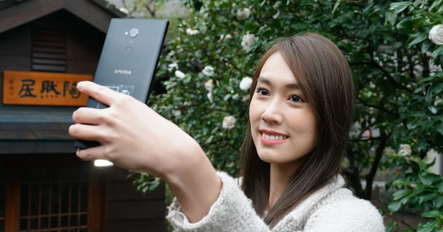 Sony Xperia XA2 Ultra 快速動手玩,雙鏡頭自拍好方便