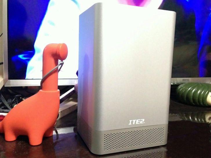 [心得] 詮力科技ITE2 NE-201微軟Win10系統,用最熟悉的系統使用NAS!