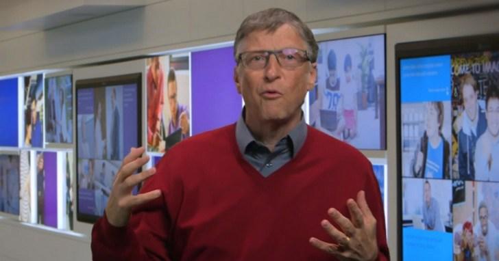 比爾‧蓋茲對蘋果:下次政府要你幫忙解鎖手機時,你得幫忙