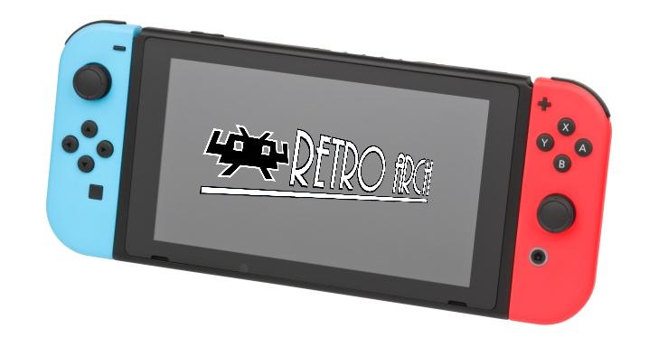 任天堂 Switch 自製程式啟動器降臨,用 RetroArch 模擬器回味懷舊遊戲