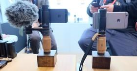 手機界的攝影神器,ShouderPod 推出模組化手機/相機雲台腳架
