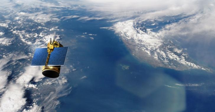 福爾摩沙衛星五號拍攝台灣全島影像,A3尺寸大小開放下載