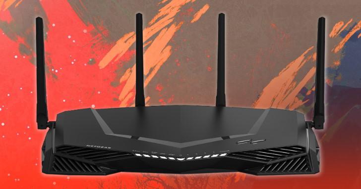 又 1 台以電競為名的無線路由器,Netgear 與 DumaOS 合作 Nighthawk Pro Gaming XR500