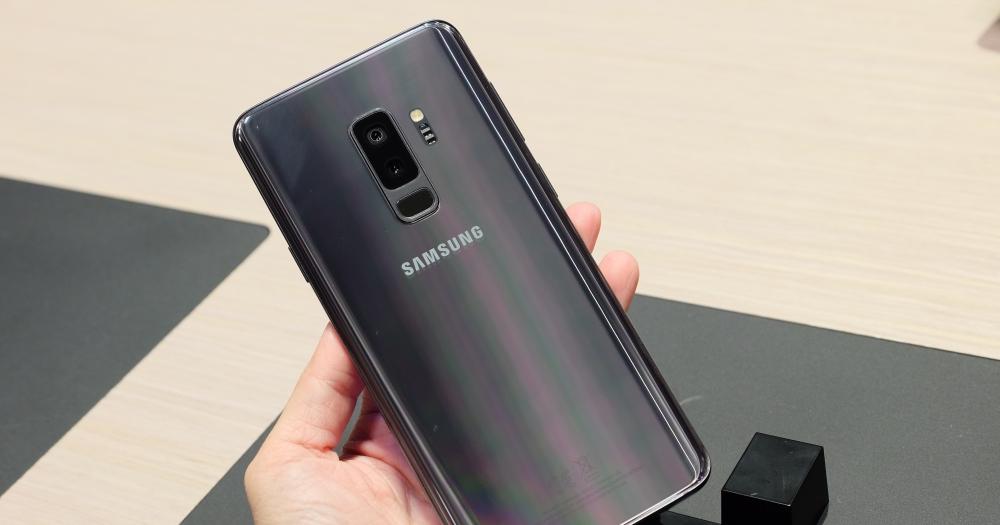 三星 Galaxy S9 / S9+ 售價公佈,三容量皆會在台開賣,售價 25,500 元起
