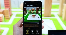 LG V30s ThinQ 手機快速動手玩,AI Cam 和 QLens 能做什麼呢?