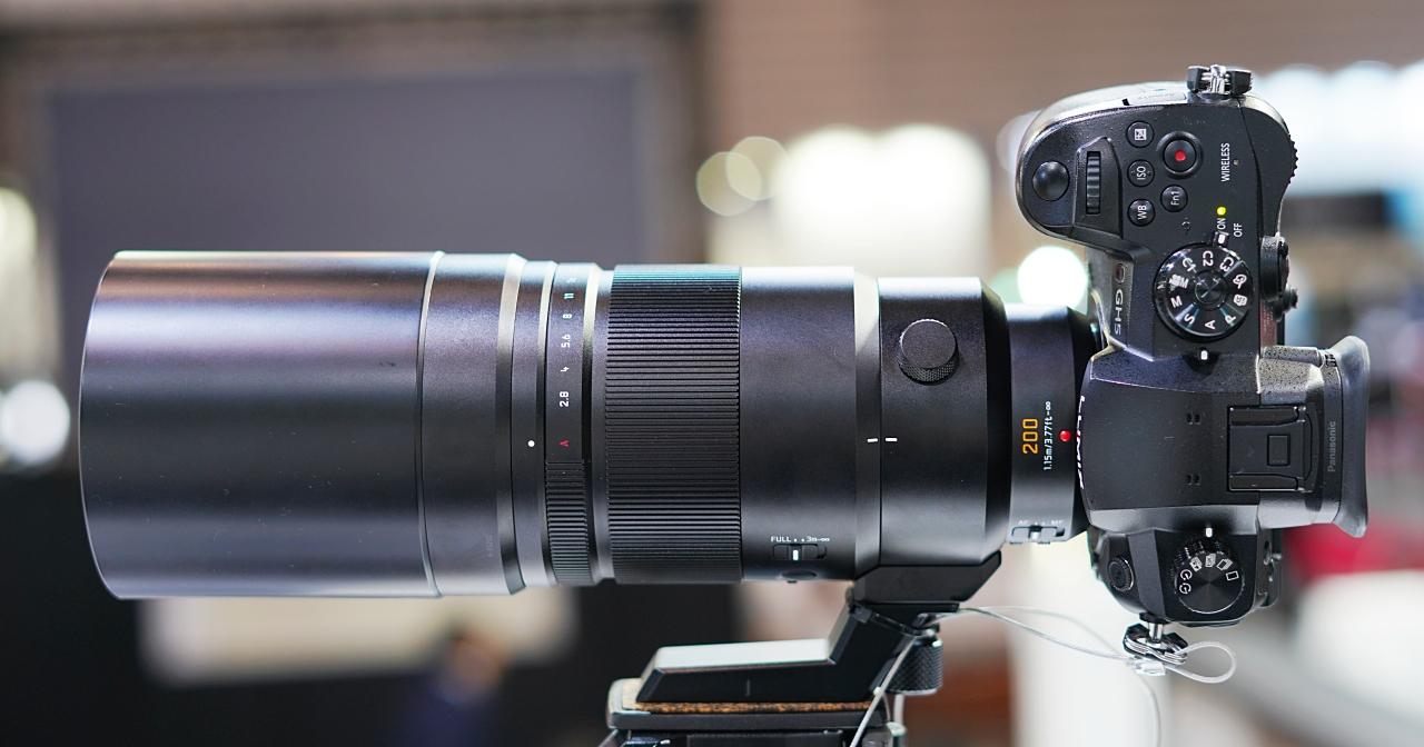 往專業市場邁進,Panasonic GX9、GH5s、Leica 50-200mm、200mm F2.8 二機二鏡動手玩