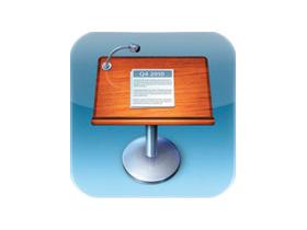 iPad簡報軟體:Keynote