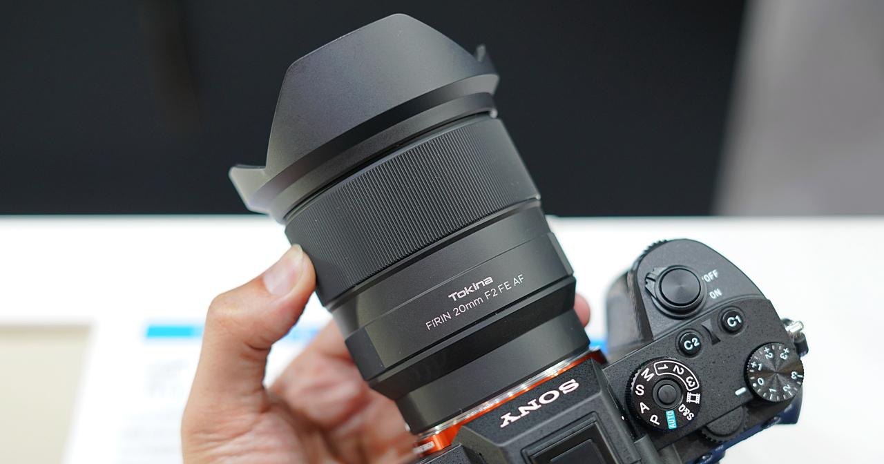 副廠超廣角大光圈新選擇 Tokina 20mm F2.0 FE 自動對焦版動手玩