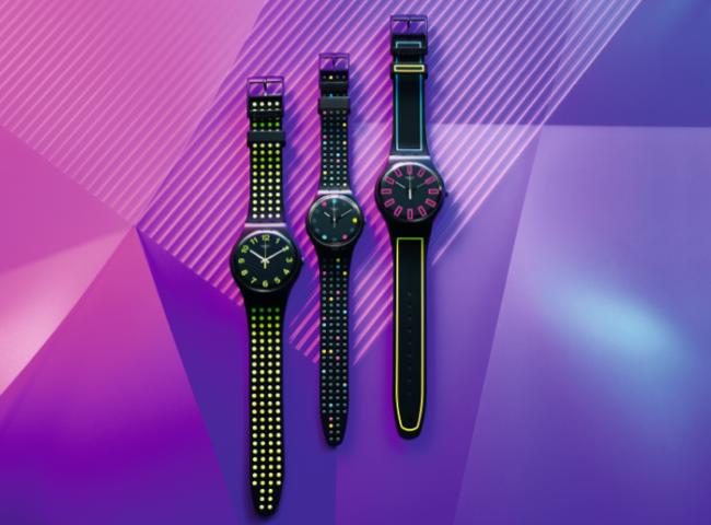 SWATCH 全新發佈2018春夏系列腕表,活力四射的街頭潮流與地中海度假時光的美好遙想