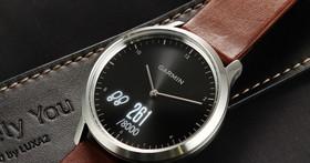 Garmin vívomove HR典雅版- 智慧腕錶,也能有指針的浪漫