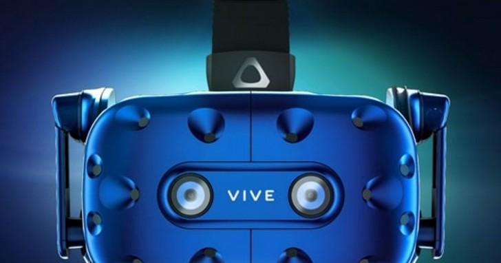 解析度提升78%!穿戴更舒適方便的 HTC Vive Pro