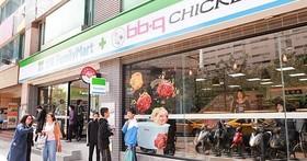 超商吸客新招,全家把整家韓式炸雞店都搬進門市了