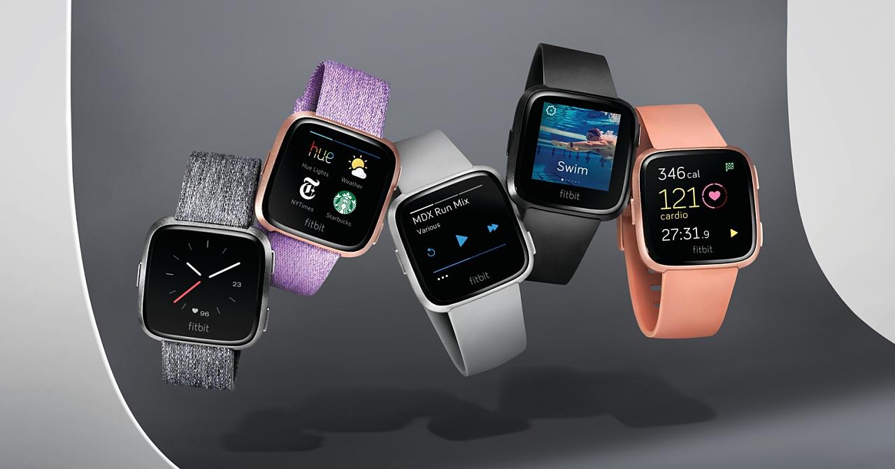 Fitbit 推出入門款智慧錶 Versa,將於 2018 第二季上市 售價 7,290 元