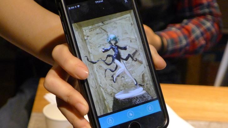 Threal 3D拍照手機殼體驗會~3D普及不再是夢