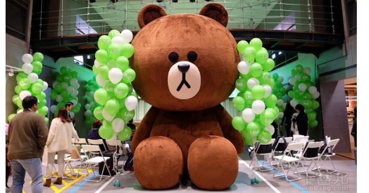 想跟熊大當同事嗎?LINE宣布擴大在台實習計畫、釋出至少20個職缺,有機會轉成正職員工