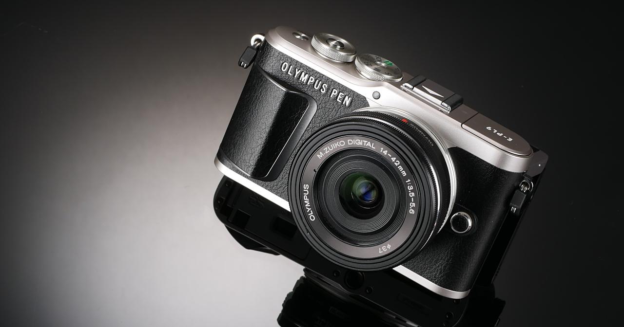 經典延續 4K 升級 Olympus PEN E-PL9 開箱實拍體驗