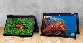 ThinkPad X1 Yoga V.S. HP Spectre x360 Conve:360 度多功能翻轉旗艦比一比!