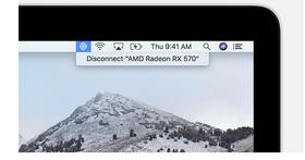 新版 macOS 終於可用外接顯卡,但你的電腦要有Thunderbolt 3