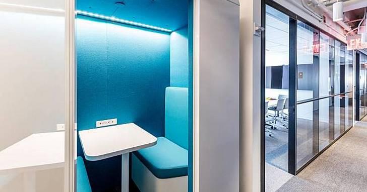 受不了開放空間干擾?膠囊辦公室誕生,滿足安靜工作需求