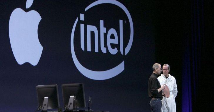 蘋果要生產自家處理器拋棄Intel了?回顧Intel當年跟蘋果如何相愛相殺、和解、合作