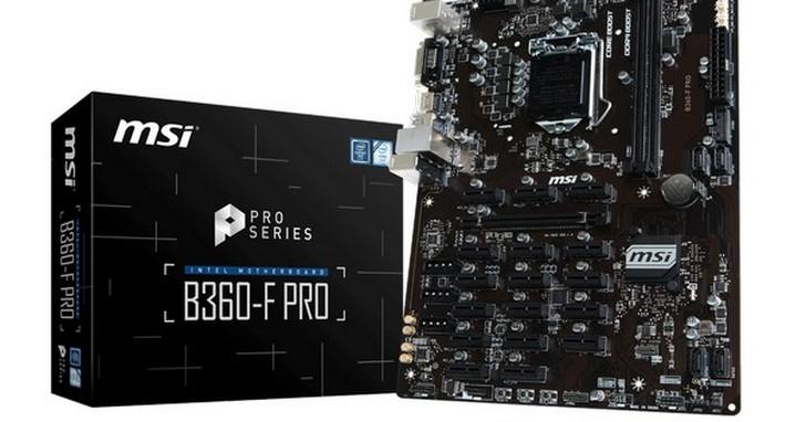 MSI發佈多款H370、B360、H310主機板,邁向下一代處理器新紀元