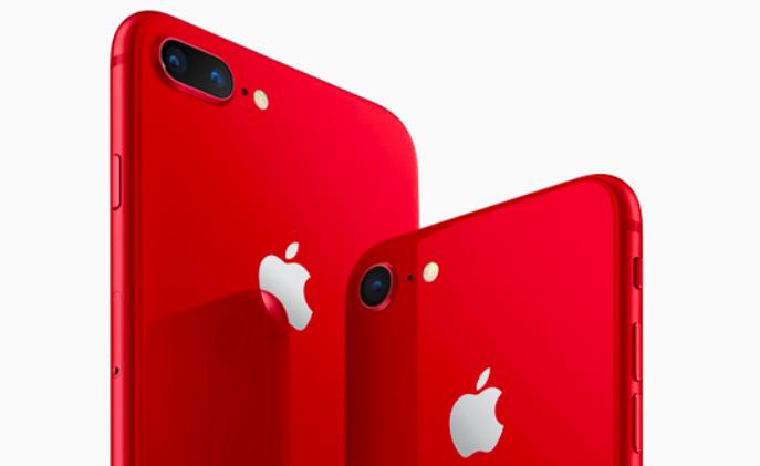 iPhone 8、8 Plus 也有 Product RED 版了!明日開放預購、4/13 出貨