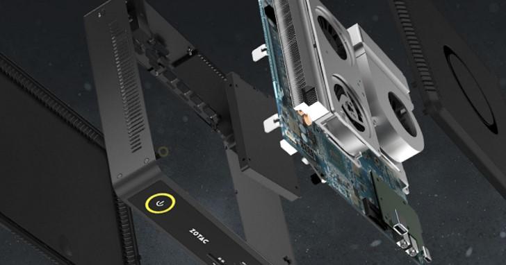 迷你電腦也可以很專業,Zotac 推出搭載 NVIDIA Quadro 繪圖卡的 ZBOX Q 系列