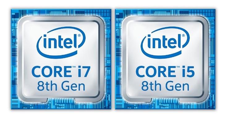Intel Coffee Lake 微架構處理器全面出動,新增 B 系列版本選項