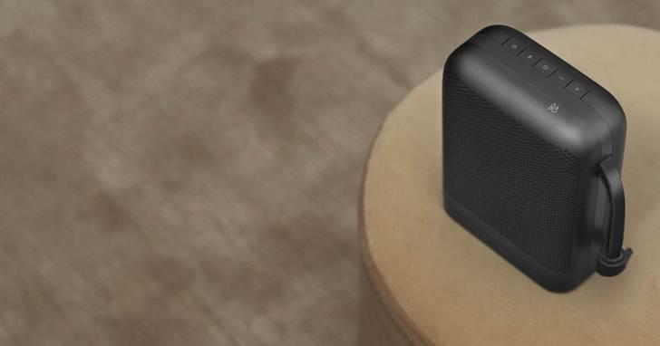 B&O PLAY推出可攜式揚聲器Beoplay P6,結合充沛力量、輕鬆便攜