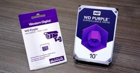 WD 推出監控專用紫標 microSD 記憶卡,抹寫可達 1000 次,並支援健康度監測功能