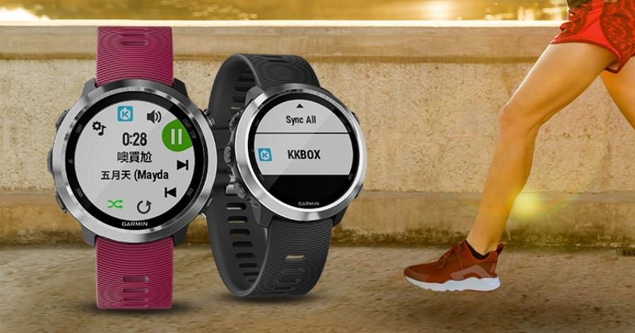 KKBOX 大更新,Apple Watch 離線收聽曲目增加、加入 AI 推出 BPM 歌單