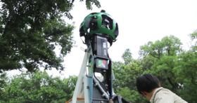 自己的街景自己拍!Google 和產官學合作街景背包,更新台灣 150 個景點