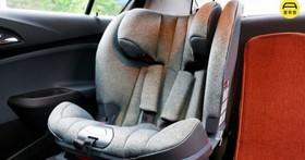 寶寶的第一款安全座椅,「米家兒童安全座椅」坐起來如何?