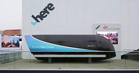 這將是 BMW 設計「最快」的產品,杜拜 Hyperloop 超高速列車「內裝草圖」曝光,時速上看「1080km/h」!
