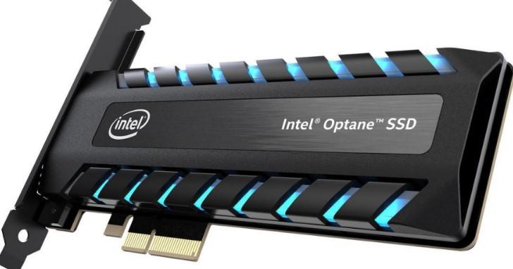 容量倍增與燈光效果,Intel Optane SSD 905P 悄然現身 Newegg 新蛋網