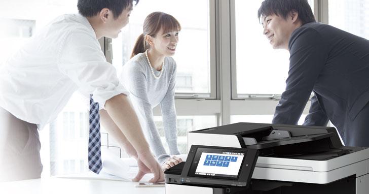 企業級噴墨技術更勝雷射!低功耗、絕對精省且更環保的列印時代來臨!