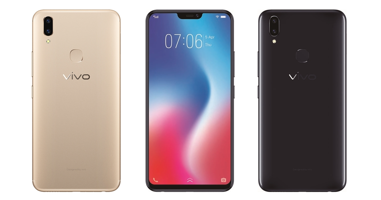 Vivo 大螢幕手機再添一款,6.3 吋 V9 即日起開賣