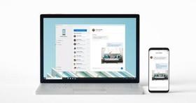 微軟宣佈「Your Phone」同步工具,讓你的 Windows 10 電腦與任何品牌手機連接更容易