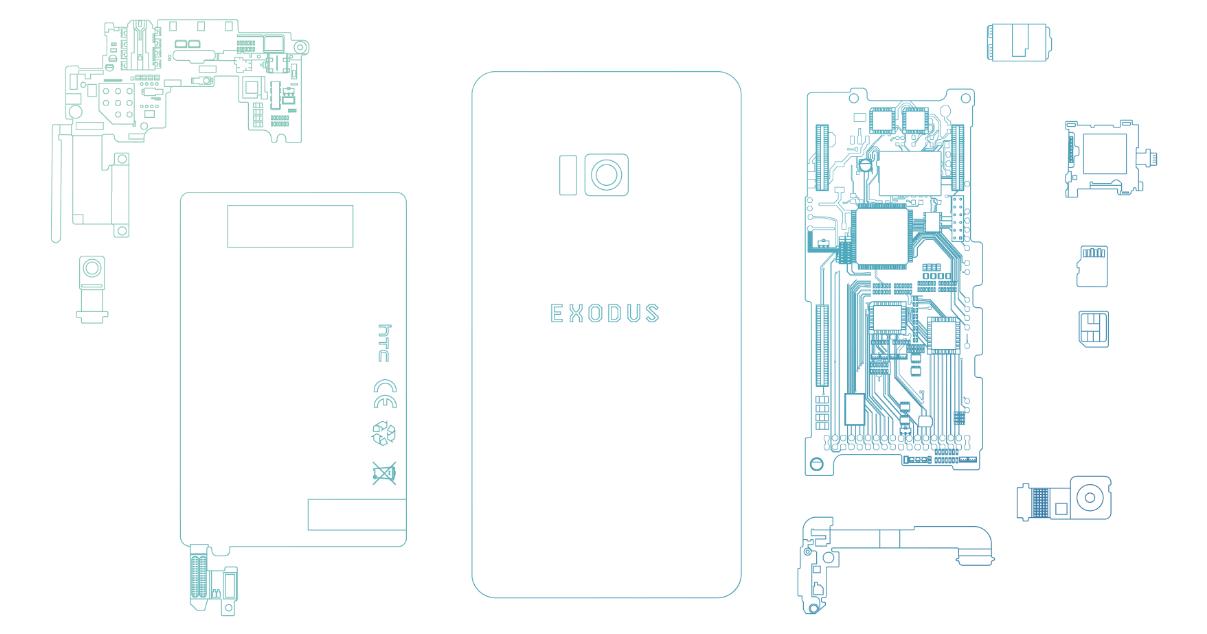 HTC 將推出區塊鍊手機 EXODUS