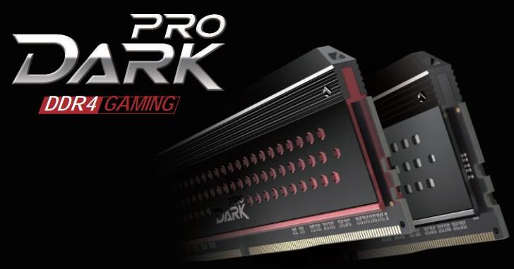 針對第二代 Ryzen 處理器最佳化,Team T-FORCE DARK PRO DDR4 新增 DDR4-3466 版本