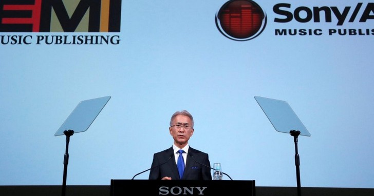 Sony 宣布將以 23 億美元收購 EMI 音樂版權公司 60% 股權,未來或成全球最大音樂版權代理商!