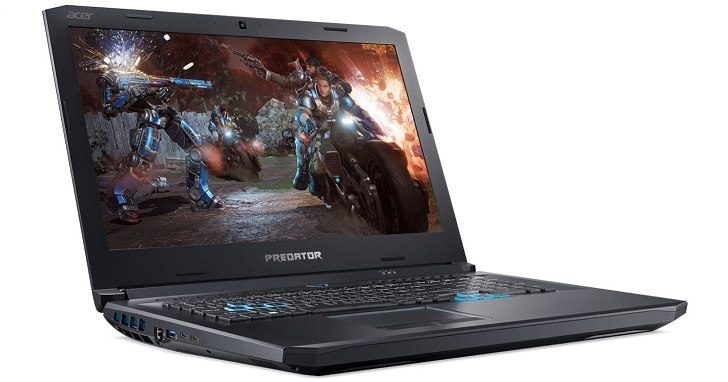 Acer Predator 新機報到!Helios 500 搭可超頻 Core i9 處理器、Helios 300 推出白色特別版