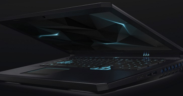 首款 Radeon RX Vega 56 筆電?!Acer Predator Helios 500 電競筆電也有 AMD 版本