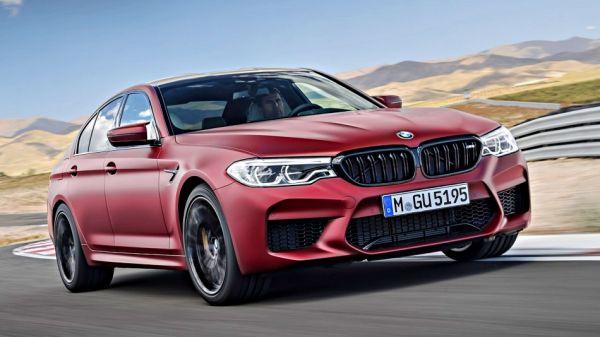不只是「說嘴而已」,BMW 歷代最強 F90 M5「加速實測」影片曝光,極速直衝「308km/h」沒壓力!