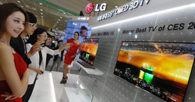LG OLED 電視在機場 3 個月就烙印,只好改裝液晶電視