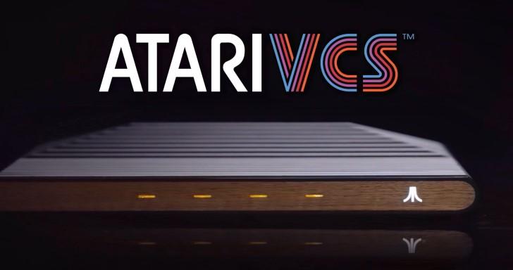 Atari VCS 懷舊遊戲主機預售開跑,採 AMD APU 與 Ubuntu 作業系統