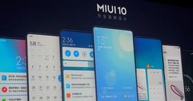 MIUI 10:針對全螢幕調整使用者介面、大量導入 AI 智慧