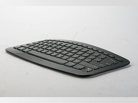 彎彎鍵盤 Microsoft Arc Keyboard 評測