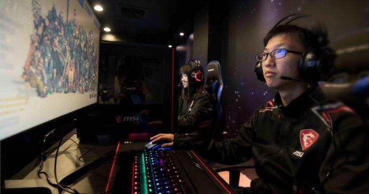 微星與啟英高中攜手打造「電競產業專班」,為台灣電競產業發展努力